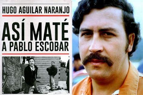 Coronel Hugo Aguilar robó pistola de Pablo Escobar cuando ...