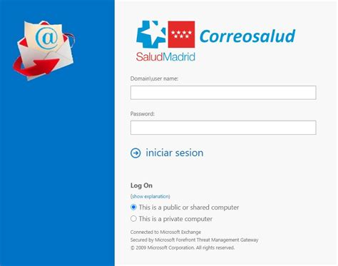 Correo Corporativo Salud España  【Guía + Acceso】