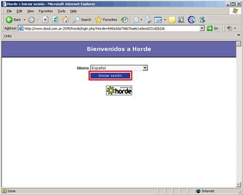 correo electronico webmail