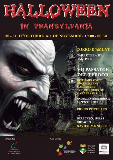 Corró d'Amunt serà Transylvania al 7è Passatge del Terror ...