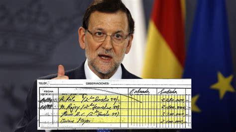 Corrupción en estado puro : Hay indicios de que Rajoy ...