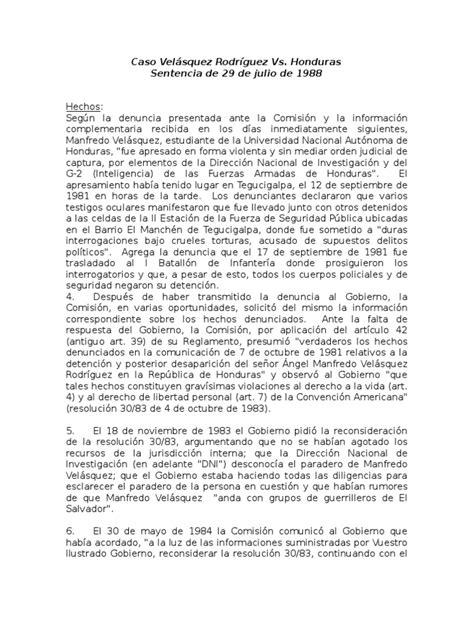 Corte InterAmericana de Derechos Humanos | Habeas corpus ...