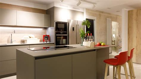 Coruña Interiores, nova loja exclusiva de cozinhas Santos ...