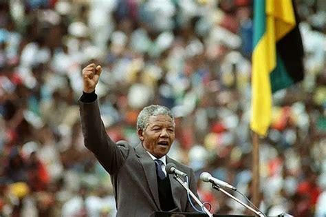 Cosas Felices: Nelson Mandela, ¿Quién fue?