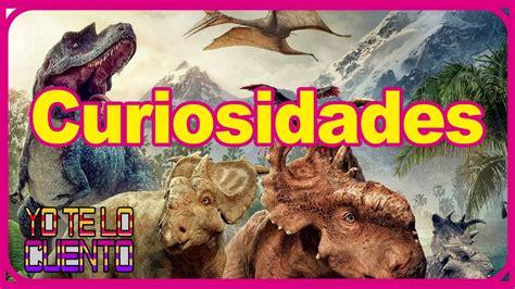 Cosas que debes saber sobre los dinosaurios.   YouTube