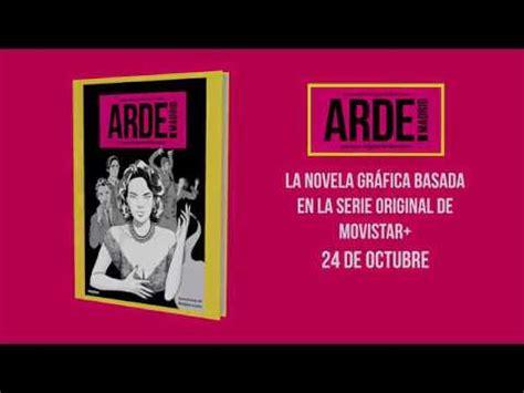 Cosas que sucederán en Arde Madrid Comic   DIARIO + LIBROS ...