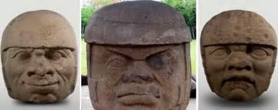 COSMOGENESIS: ¿ Quiénes fueron los Olmecas?