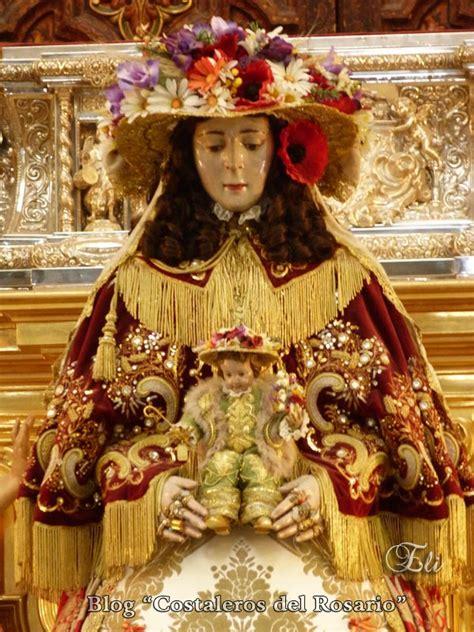 Costaleros del Rosario: VENIDA DE LA VIRGEN DEL ROCIO A ...
