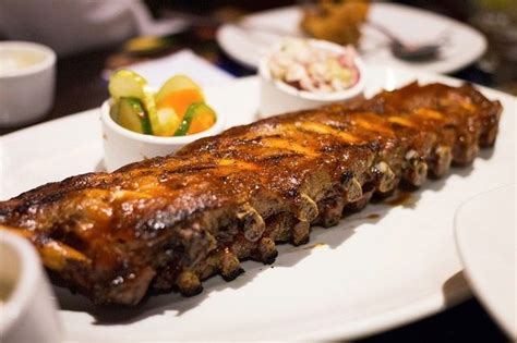 Costillas de cerdo en salsa barbacoa. Salsa BBQ   Recetas ...