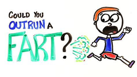Could You Outrun A Fart?   YouTube