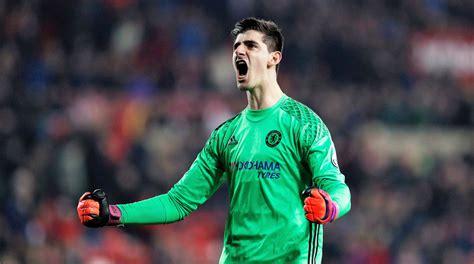 Courtois rechaza renovar con el Chelsea y el Real Madrid ...