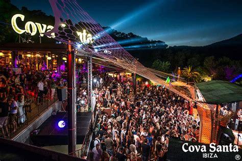 Cova Santa Ibiza reopens for summer 2017!   Ibiza by night