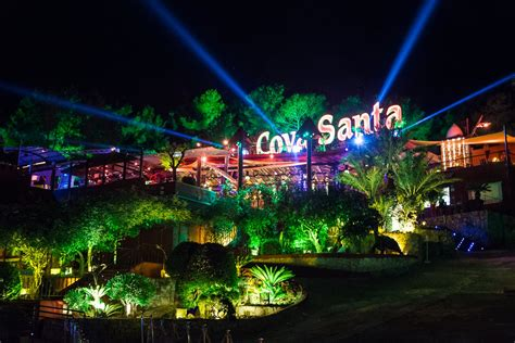 Cova Santa Restaurant, San José, Ibiza   Ibiza Spotlight