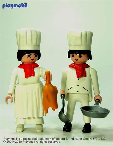 cozinheiros playmobil | Playmobil Village | Pinterest ...