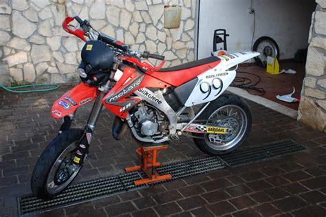 CR 125 COMPETIZIONE MOTARD/ENDURO/CROSS, Moto Usate, Roma ...