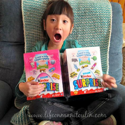Crack  n Win with Kinder Surprise! #kindermom   Life on ...
