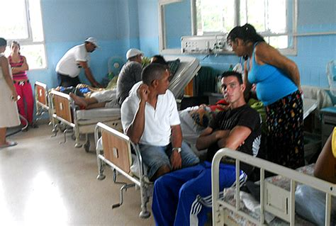 Cracks Show in Cuban Healthcare System | Institute for War ...