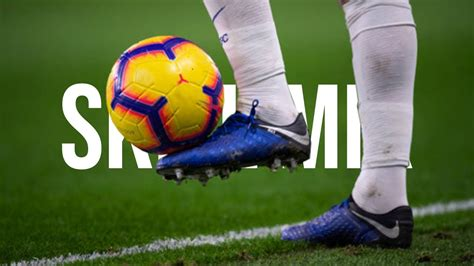 Crazy Football Skills 2019   Skill Mix | HD   YouTube