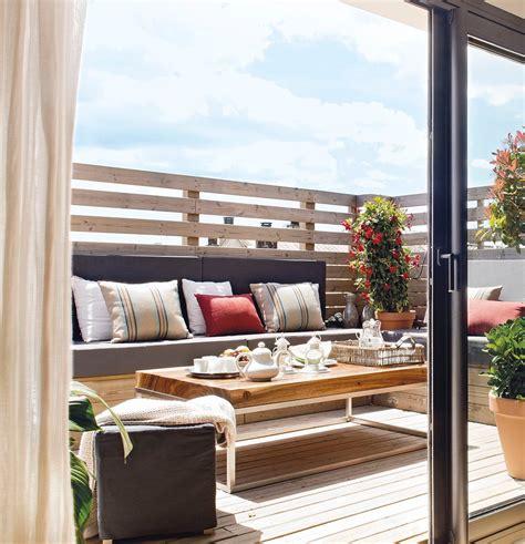 Crea tu terraza ideal en la ciudad | Terrazas, Aticos ...