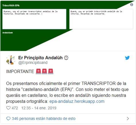 Crean el primer traductor español andaluz   ForoCoches