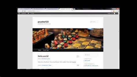 Crear blog con Wordpress: Dominio y hosting gratis   YouTube
