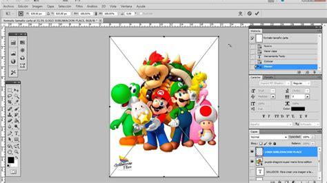 CREAR TAMAÑO CARTA EN PHOTOSHOP CS5   YouTube