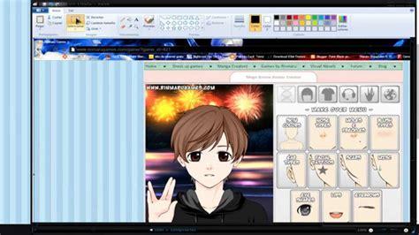 Crear tu personaje de anime online   YouTube