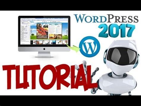 Crear un Blog en Wordpress 2018  El Mejor Tutorial Paso a ...