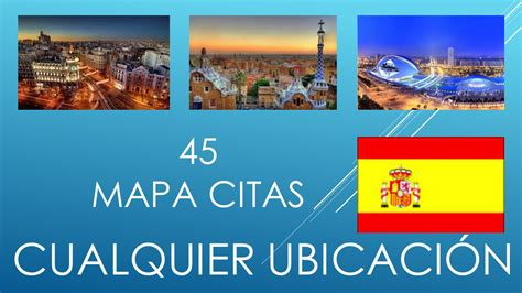 create 45 SPANISH map Citations for Google local page and ...