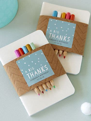 Create a fun party favor they ll actually want to take ...