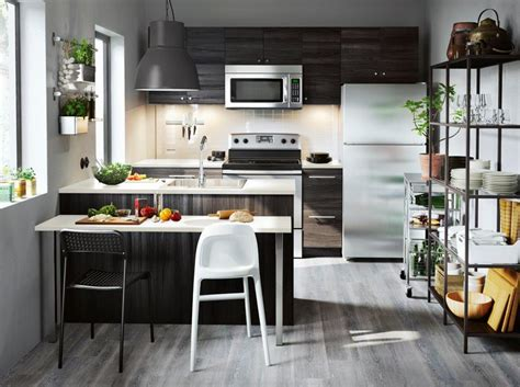 Create a kitchen that's cool, calm and functional   IKEA