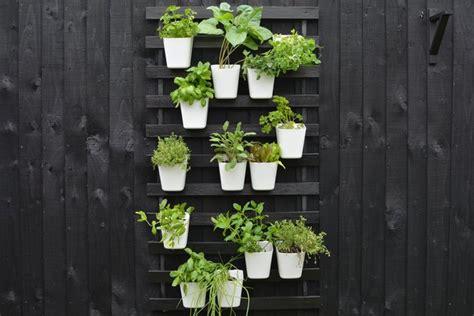 Create a Modern Vertical Garden Using IKEA Bed Slats   Hunker