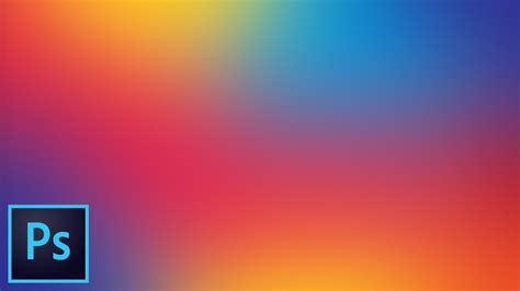 Create Smooth Colorful Backgrounds Photoshop Tutorial ...