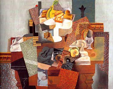 creative artisans: Synthetic Cubist Still Life