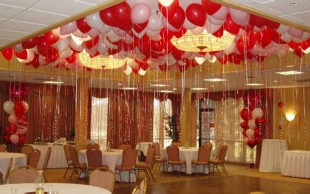 CreativeDécor by Vincent: PRODUCT   CEILING BALLOON DECORATION