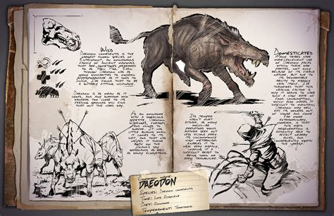 Creatures Archive   ARK: Survival Evolved