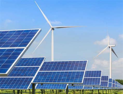 Crece la importancia de la energía renovable y ya es una ...