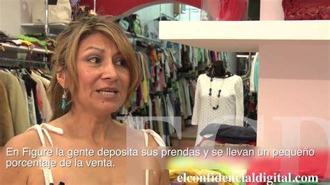 Crece la venta de ropa de segunda mano. Vean los precios ...
