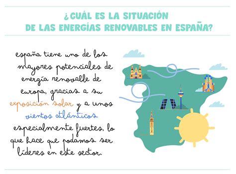 Crecen las energías renovables en España?   Blog de Fundeen