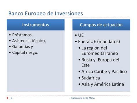 Creditos Del Banco Europeo De Inversiones   www.prestamos ico