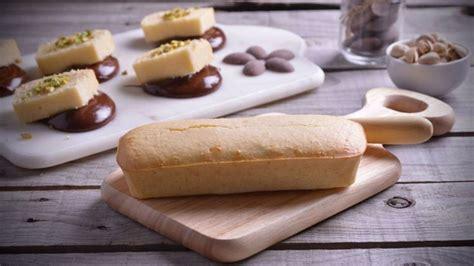 Crema de chocolate con bizcocho al coco para mojar | Crema ...