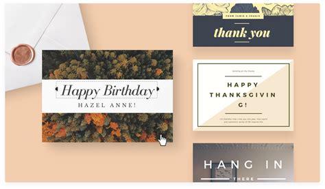 Criar cartões personalizados e criativos online   Canva