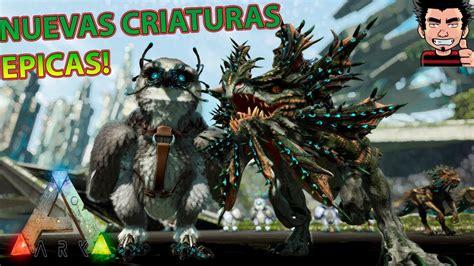CRIATURAS INCREIBLES! EXTINCTION SNOW OWL VELONASAUR LAS ...