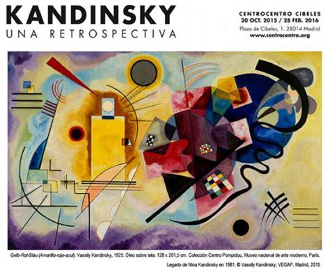 CrisDiLoartes: Kandinsky  Una retrospectiva