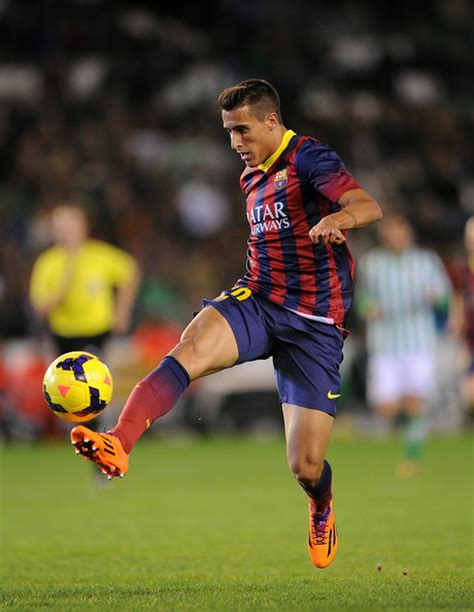 Cristian Tello Pictures   Real Betis Balompie v FC ...
