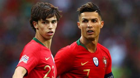 Cristiano Ronaldo news:  I want to be like him    Atletico ...