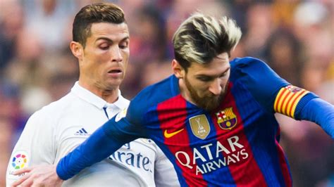 Cristiano Ronaldo urges Barcelona s Lionel Messi to join ...