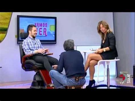 Cristina Camell amazing hot legs 03/14/14   YouTube