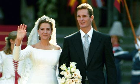 Cristina de Borbón e Iñaki Urdangarín: 22 años de una boda ...