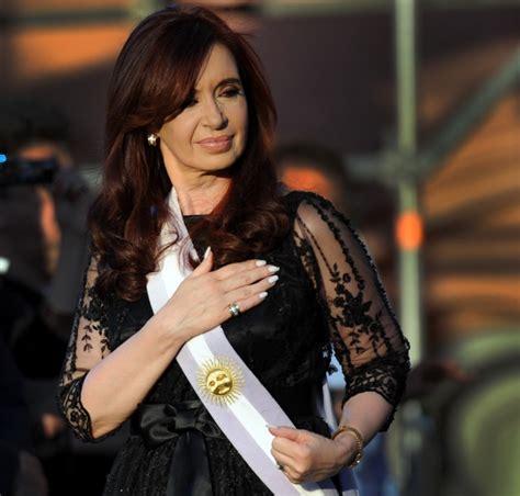 Cristina Fernández comienza a despedirse del poder | POSTA